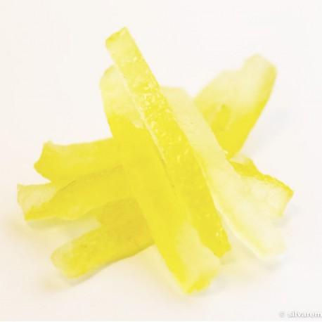 Citron Lamelle Italie Confit