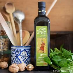 Huile d'olive Produit issu Agriculture Biologique FR BIO-01